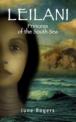 """Book Cover Art  """"Leilani"""" (IN2VISUAL) Tags: cover graphic artist toronto composite bookcover graphicartist"""