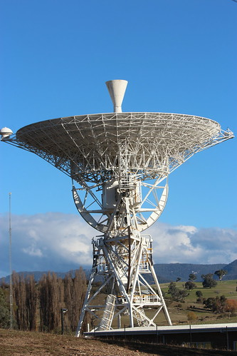 Antenna DSS46 - Tidbinbilla Deep Space Tracking Station