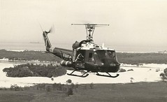 SAR Bird, Williamtown (Dulacca.trains) Tags: raaf airforce uh1b bravo iroquois huey bell204 williamtown newcastle sygna sarflight sarflt searchandrescue adf australia australian aussie oz a21019