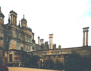 Sep 2007 Burghley House 3
