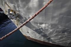 Faroe Islands (Renno Hokwerda) Tags: faroe faroes faroese faeroe faeroes færøer færøerne føroyar islands tórshavn atlantic ship bow