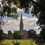 UK - Wiltshire - Salisbury - Cathedral thumbnail