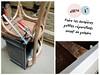 DIY - étape 5 : Faire les dernières petites réparations avant de peindre (G.Rapp) Tags: relooking meuble diy table chaise cuisine pastels pastel scandinave bricolage