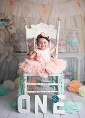 (JackelineCibrian) Tags: birthday girl sweet adorable one cakesmash