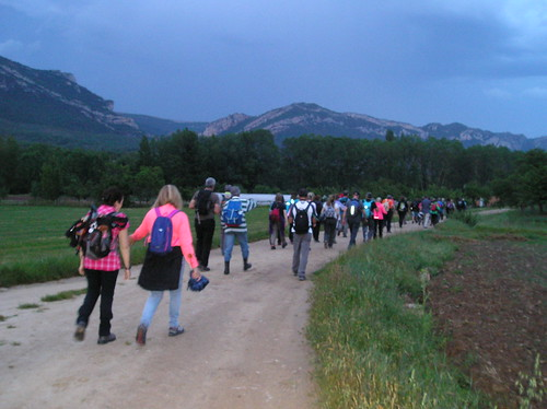 Marcha nocturna de Senderismo por Burgos Fotografia Javi Cille (12)