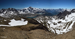 L'alta Formazza dalla Punta Elgio / Elgenhorn (2837 m s.l.m.)