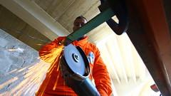 Teatrao-06claudio (Prefeitura de São José dos Campos) Tags: obrateatrão funcionáriourbam emprego trabalhador pedreiro construção claudiovieira