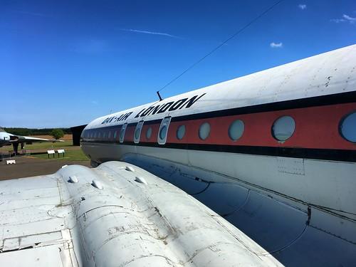 Dan-Air de Havilland Comet 4C