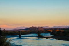 Late afternoon (rodengelet) Tags: bridge pontes rio water montanha lateafternoon chile nikon d7000 rodrigovasconcellossilvarvs fotografiaporhobby fotografemelhor fotografosbrasileiros atravésdomeuolhar sigma lenssigma1750mm28 flickrglobal flickr americadosul