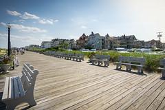Ocean Grove Boardwalk (Daniel Portalatin Photography) Tags: oceangrove nj newjersey boardwalk landscape beach summer jerseyshorejersey shoresony a6000rokinon 12mm f2fine art