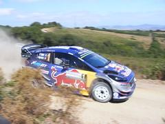 Ogier / Ingrassia - Fiesta - Olmedo Shakedown - 8/6/17 Rally D'Italia (74Mex) Tags: wrc rally ditalia sardinia sarde sardegna ogier ingrassia fiesta olmedo shakedown 8617