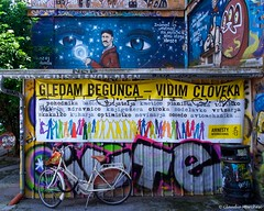 IMGP2657 (Claudio e Lucia Images around the world) Tags: graffiti metelkova mesto ljubljana lubiana sigma murales tag art streetart colors walls wall
