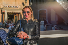 Q1009314 (sswee38823) Tags: italy2017 piazzasanmichele portrait face faces people woman youngwoman pretty beautiful sunglasses flare rayban italy lucca luccaitaly tuscana tuscany europe vacation travel 2017 spring earlyevening leica leicam leicamtype240 leicacamera noctiluxm50mmf095asph noctilux095 noctilux noc noctiluxm109550asph leicanoctiluxm50mmf095asph 095 f95 50mm 50 photography photograph photo noctiluxm109550mmasph seansweeneyphotographer seansweeney leica50mmf95