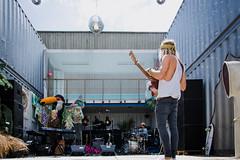 soundcheck   l   2017 (weddelbrooklyn) Tags: mlove festival surfskatefestival musik gitarre gitarrist soundcheck live bühne discokugel instrumente hamburg nikon d5200 music guitar guitarist onstage stage mirrorball instruments julesahoi