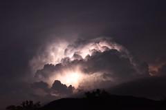 Temporale - Thunderstorm (PierBia) Tags: thunderstorm temporale fulmini nuvole cielo notte luce electricalstorm lightningstorm clouds sky lightnight nikon d810 friuli italia