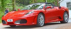 2005 Ferrari F430 Spider (Charles Dawson) Tags: autoitalia2017 ferrari ferrarif430 4oh