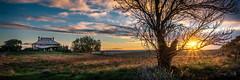 Surrendered 09 (Daryl Kelly) Tags: ruraldecay ruin oldfarmhouse sunset hdr landscape murrybridge southaustralia nikond800e nikkor1424mmf28 darylkelly