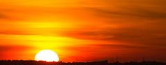 Beautiful End (ArtGordon1) Tags: sunset evening summer may 2017 sky clouds cloud sun weather silhouette silhouettes davegordon davidgordon daveartgordon davidagordon daveagordon artgordon1 london england uk walthamstow