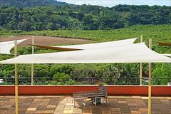 Le centre universitaire (Dembéni, Mayotte)