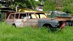 Wolga M24 Kombi (vwcorrado89) Tags: wolga m24 kombi volga m 24 station wagon stationwagon estate