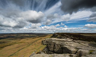Stanage End...
