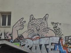 Graff in Paris - Zoo Projet ? (brigraff) Tags: streetart drawing dessin paris brigraff zooproject