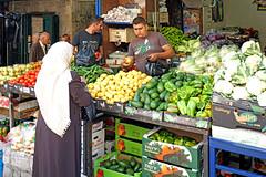Israel-06740 - Arab Bazaar (archer10 (Dennis) 101M Views) Tags: israel jerusalem monument globus sony a6300 ilce6300 18200mm 1650mm mirrorless free freepicture archer10 dennis jarvis dennisgjarvis dennisjarvis iamcanadian novascotia canada market bazaar arab