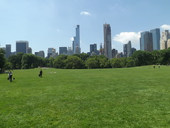 Sheep Meadow, Central Park South Skyline, Central Park, New York City (lensepix) Tags: sheepmeadow centralparksouth skyline centralpark newyorkcity