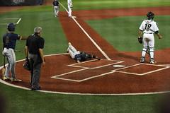 Baseball-vs-NC A&T, 4/11, Chris Crews, DSC_7787 (PsychoticWolf) Tags: 49ers at aggies baseball charlotte cusa d1 nc ncaa ninermedia unc uncc