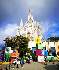 Tibidabo (Barcelona) (carlesbaeza) Tags: themepark parcdatraccions parquedeatracciones tibidabo catalunya catalonia barcelona travel
