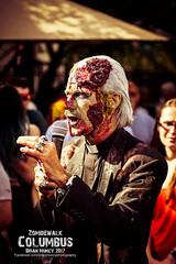ZombieWalk2017-74 (Muncybr) Tags: brianmuncy photographedbybrianmuncy zombiewalkcolumbus zwcolumbus 2017 downtown oh ohio columbus columbusohio muncybryahoocom zombie zombies zombiewalk zombiewalkcolumbuscom