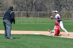 Losing Grip (PMillera4) Tags: baseball error