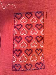 IMG_20170523_115707 (Kaleidoscoop) Tags: vakjeperweek embroidery borduren