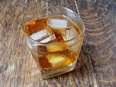 The Godfather (knightbefore_99) Tags: amaretto scotch whisky tasty best godfather cocktail drink ice cube delicious awesome cool marlon brando more cold art