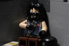 Riding High (lego slayer) Tags: whopper lego legos citizen brick minifigco brickarms