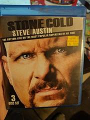 Stone Cold BluRay (earthdog) Tags: 2017 dvd bluray wwe wrestling prowrestling lgenexus5x lge nexus 5x androidapp cameraphone moblog cover stonecoldsteveaustin steveaustin face