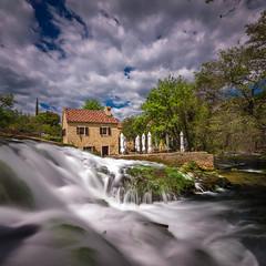 Krka (Leonardo Đogaš) Tags: krka river rijeka dalmacija dalmatia hrvatska croatia waterfall water leonardo đogaš buk skradinski