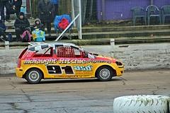 Banger Racing, Smeatharpe Feb 2017 (Dis da fi we (was Hickatee)) Tags: short oval racing smeatharpe stadium honiton taunton banger