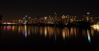 Vancouver at night (1)