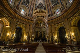 Real Basílica de San Francisco el Grande, Madrid