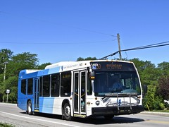 York Region Transit 1603 (YT | transport photography) Tags: yrt york region transit nova bus lfs