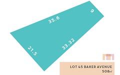 Lot 45, Baker Avenue (Morphettville), Morphettville SA