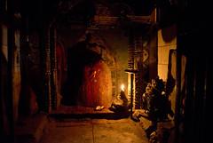 NPL - Hindu Shrine - Katmandu (VesperTokyo) Tags: katmandu nepal カトマンズ カトマンズ盆地 カトマンドゥ ネパール religion hindu ヒンズー ヒンドゥー nepalese asia unescoworldheritagesite 世界遺産 kathmandu 夜景 nightview nightscene 祠