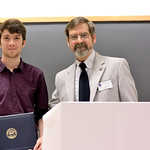 Logan Todd, Distinction in Psychology; Robert Wickesberg
