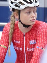 Ellie Dickinson (Team Breeze) (Steelywwfc) Tags: matrix fitness gp series motherwell tour ellie dickinson team breeze