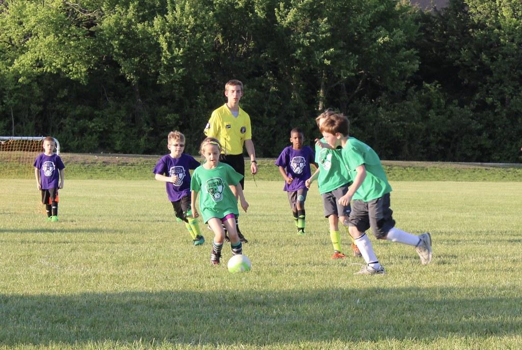 Soccer Fall 2017