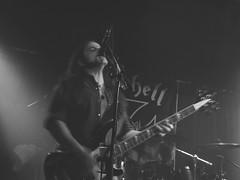 Tributo a Lemmy (fotomie2009) Tags: musica motorhell music performance live concert raindogs house savona heavy metal speed rock tribute band italy italia motorhead monocromo monochrome bw bn