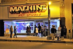 Outside The Machine Studio