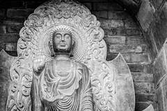 Buddha at Bai Dinh Temple (Jean-Paul Navarro) Tags: vietnam asia srv indochina southeast ninh bình bai dinh temple buddhist vihara