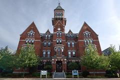 Danvers (by Aaron D. McCormick) Tags: danvers statehospital admin administrationbuilding